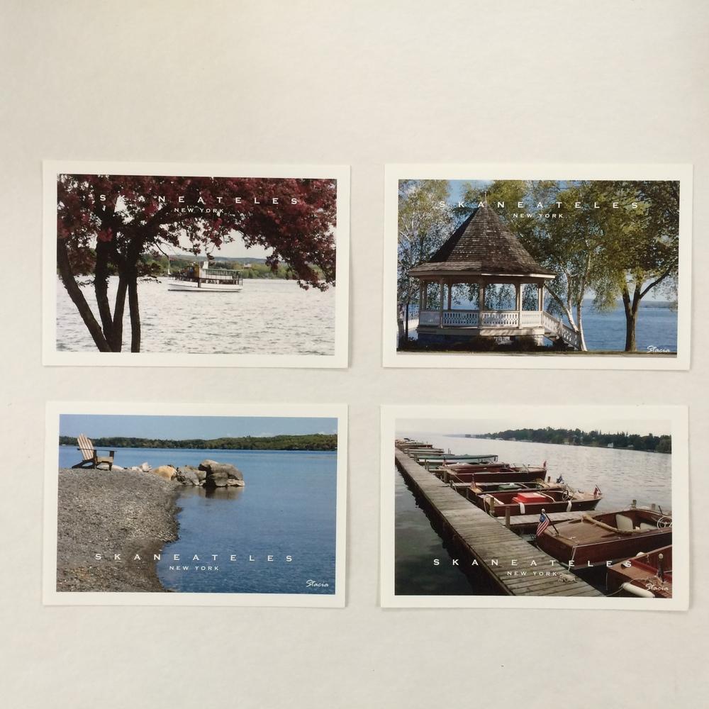 Skaneateles Postcards
