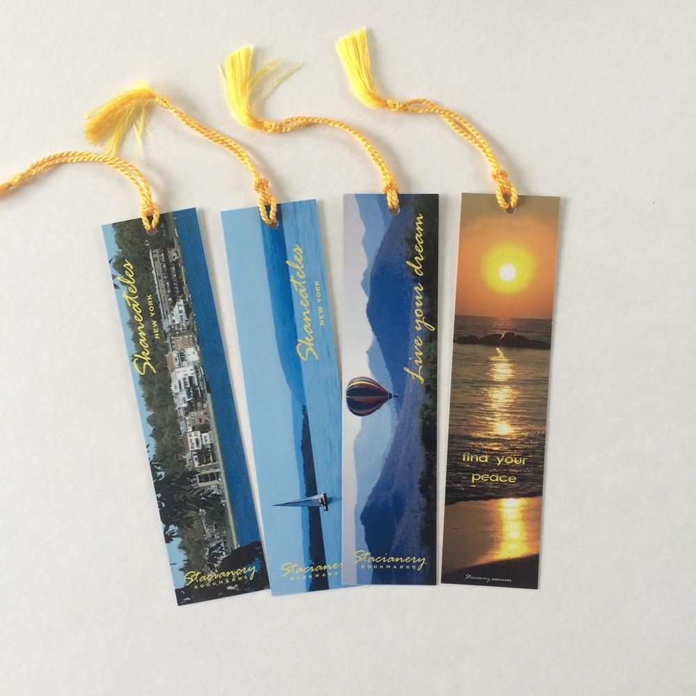 Scenic Bookmarks