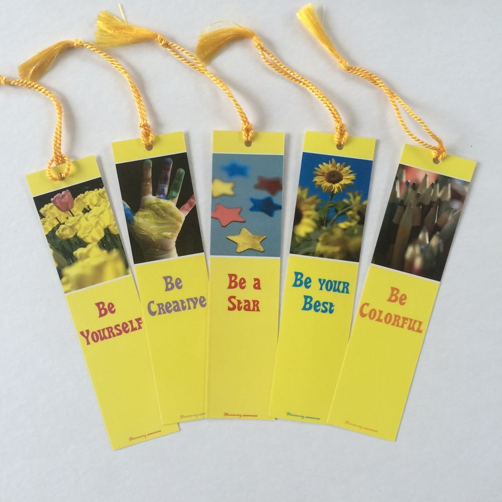 'Be' Bookmarks