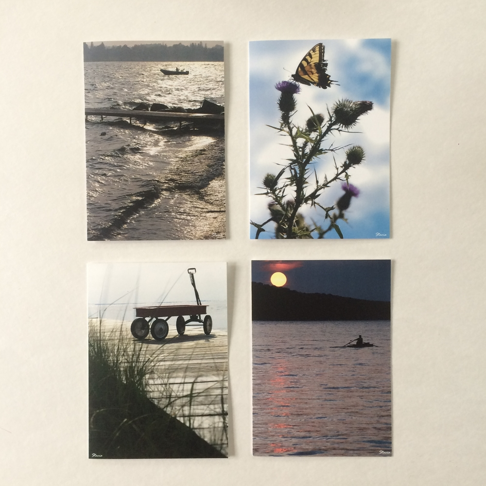 Solitude Blank Cards