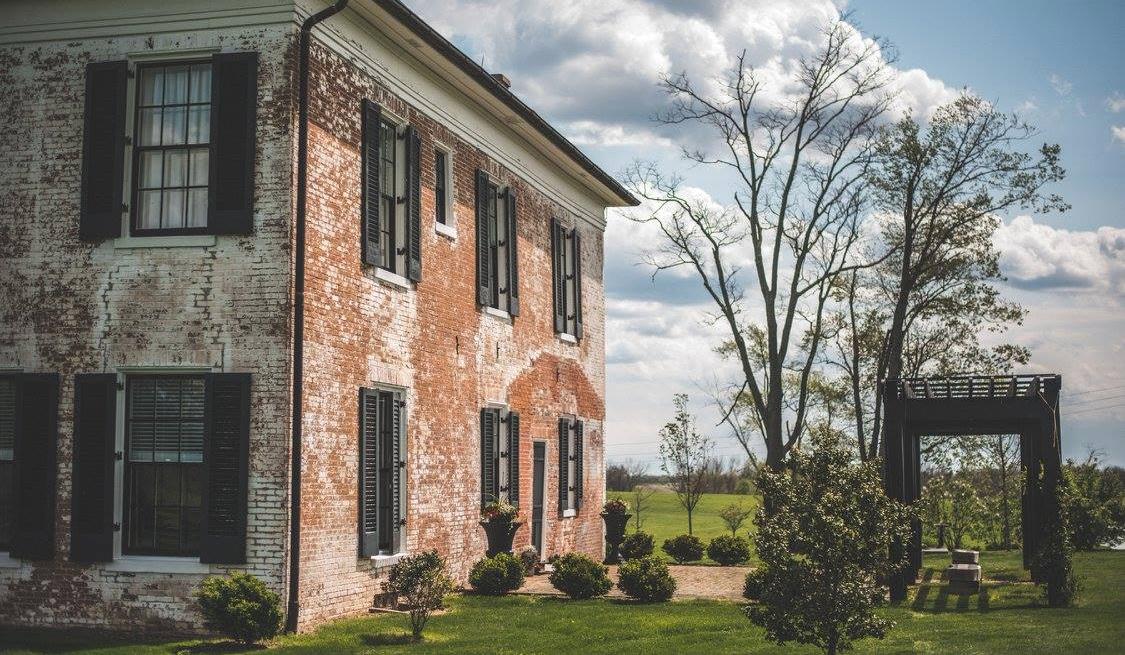 Old Blue Ribbon Farm Rustic Wedding Venue Near Louisville Kentucky
