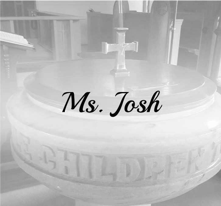 Ms. JOSH