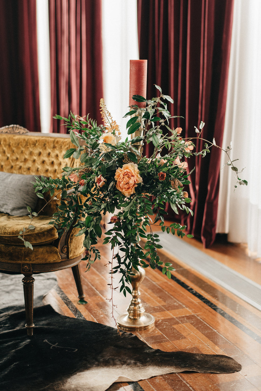 Photosynthesis Floral Design-Alex Tenser