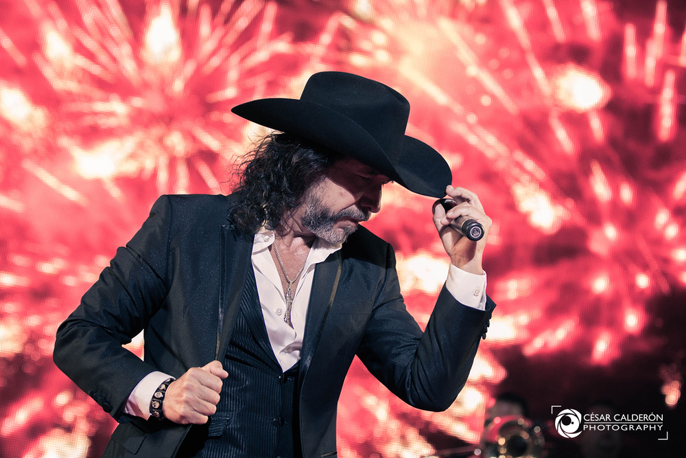 Marco Antonio Solís - Madison Square Garden, NYC