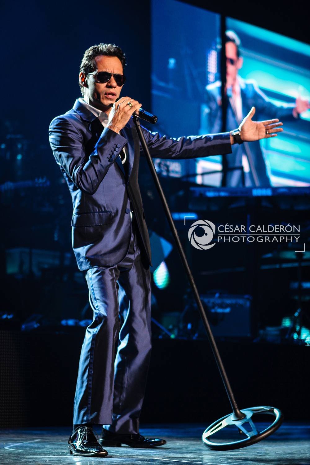 Marc Anthony - Mohegan Sun Arena
