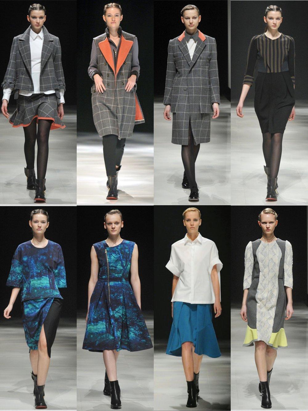 Ujoh - 2014-15  A/W - Tokyo Fashion Week