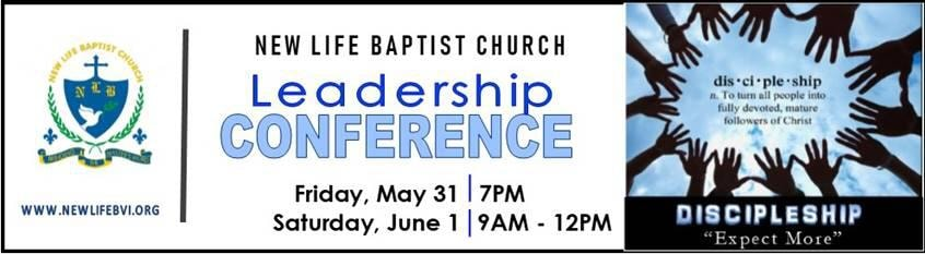 Pastors and Leaders Conference 2019 — New Life Baptist