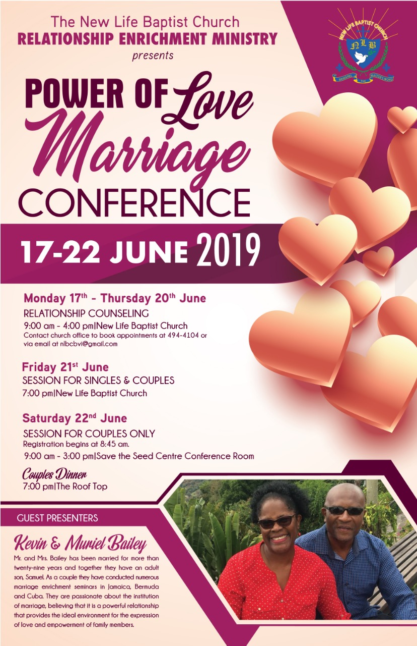 Power of Love Marriage Conference 2019 - Couples Session