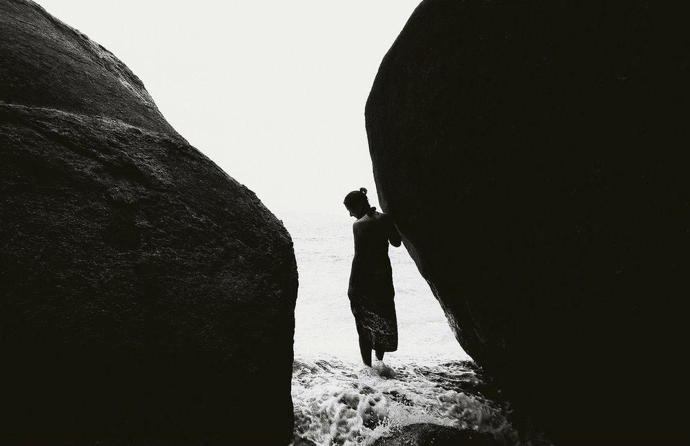 Julie e o mar