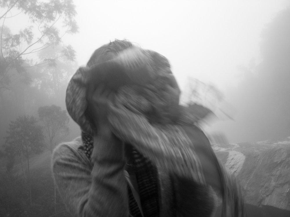 Ana e o frio