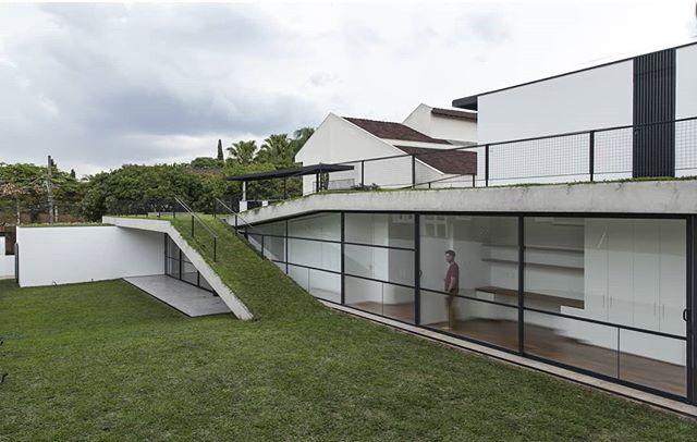 Casa Verde, 2016 @amzarquitetos #amzarquitetos
