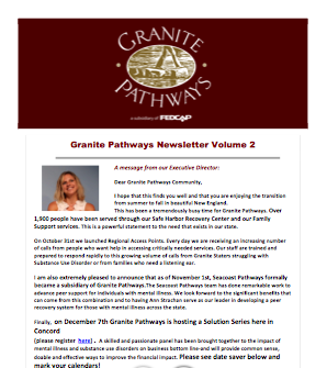 Newsletter Volume 2