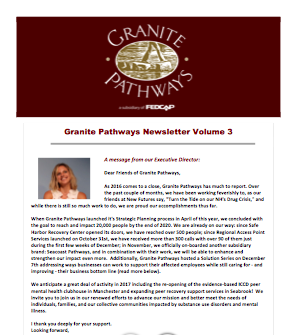 Newsletter Volume 3