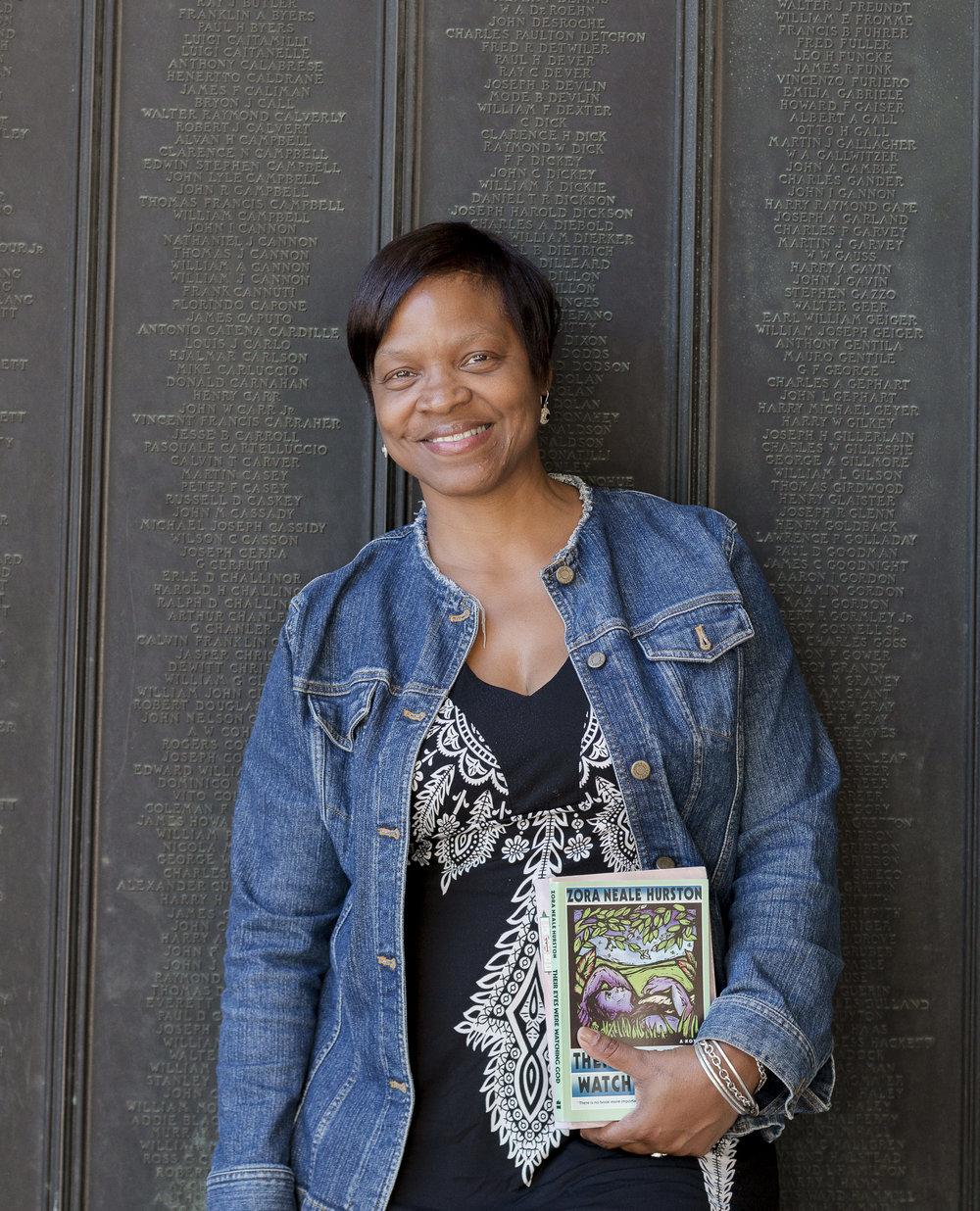 Michelle Weaver Program Coordinator, Mother to Son