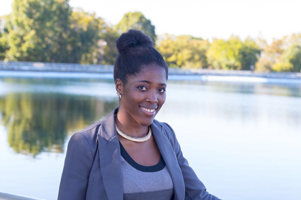 Georgina Omeje Community Coordinator