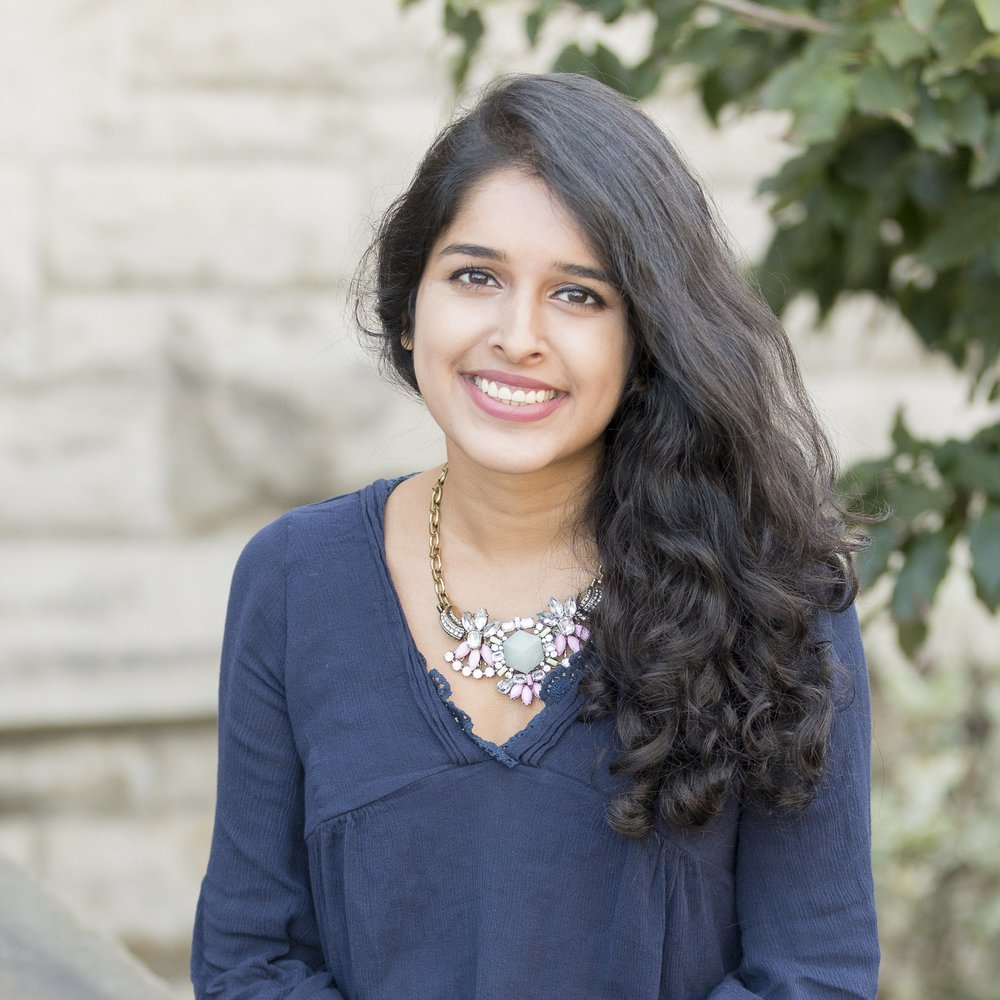 Shruti Revankar  3ENOW Director of Services