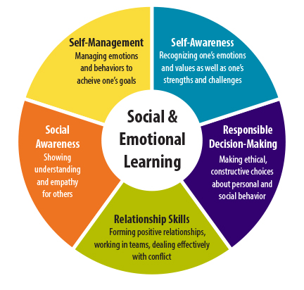 "Research has shown that SEL is fundamental to cHILDREN""S social and emotional development – their health, ethical development, citizenship, academic learning, and motivation to achieve. Social and emotional education is a unifying concept for organizing and coordinating school-based programming that focuses on positive youth development, health promotion, prevention of problem behaviors, and student engagement in learning."