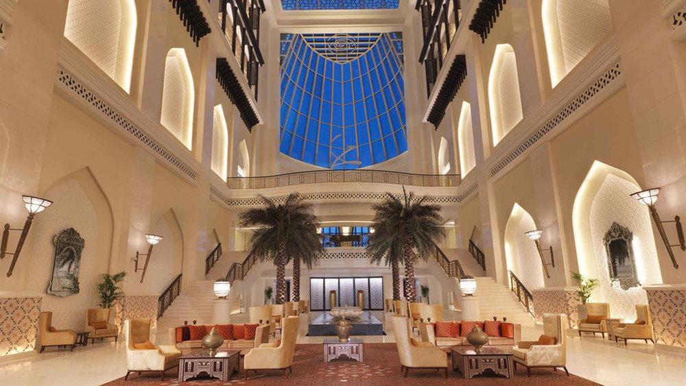 Bab Al Qasr Millennium Hotel