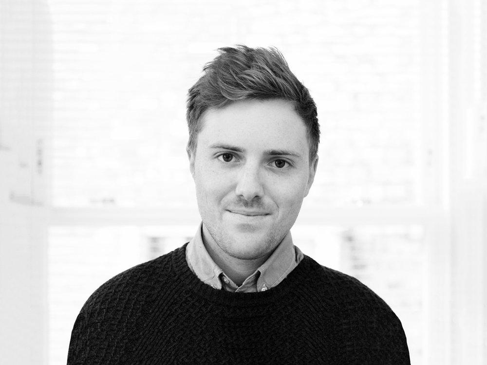 <b>Adam Roberts</b><br/>Architect ARB