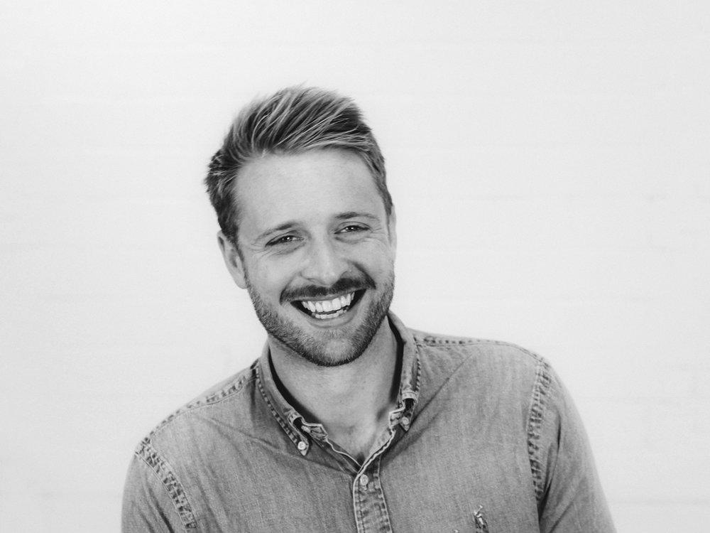 <b>Jonathan Gillett</b><br/>Project Lead