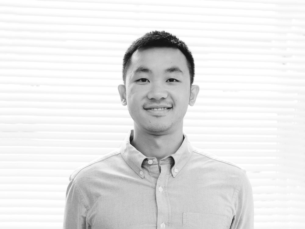<b>Aaron Ho</b><br/>Architectural Assistant