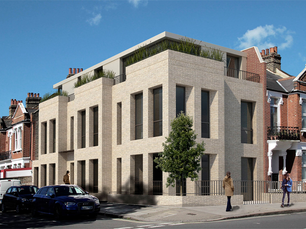 <b>Fulham Apartments</b>