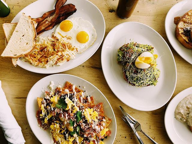 Breakfast on the brain. Get your fix — 7am to 2pm, daily.
