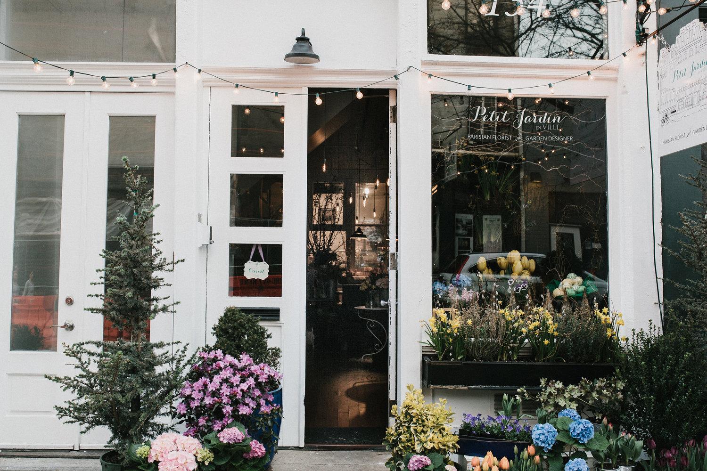 Flower studio — Petit Jardin en Ville
