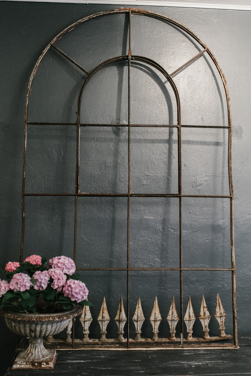 French orangerie window (circa 1820)
