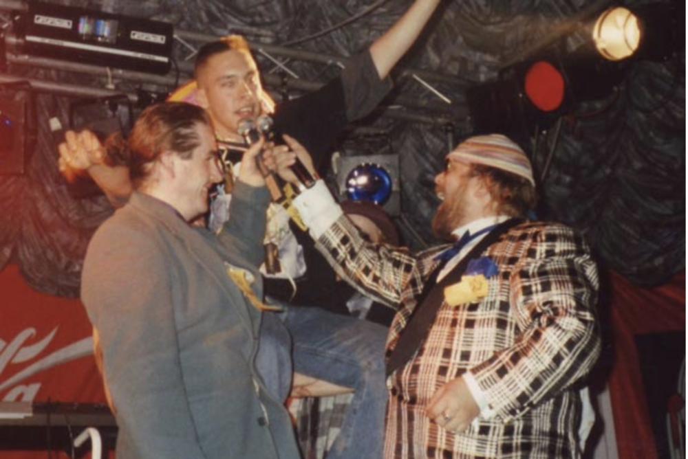 DJ SM -voitto 1994