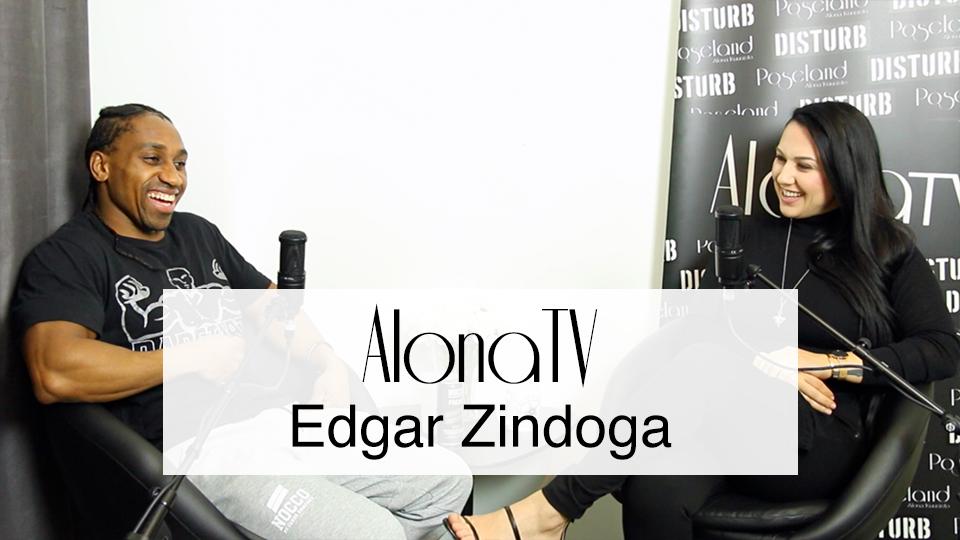AlonaTV:ssä vieraana Edgar Zindoga.Edgar joutui luopumaan lupaavasta futisurastaan loukkaantumisen takia, mutta vaikeuksien jälkeen hän löysi uuden intohimonsa, street workoutin. Katso haastattelu tästä.