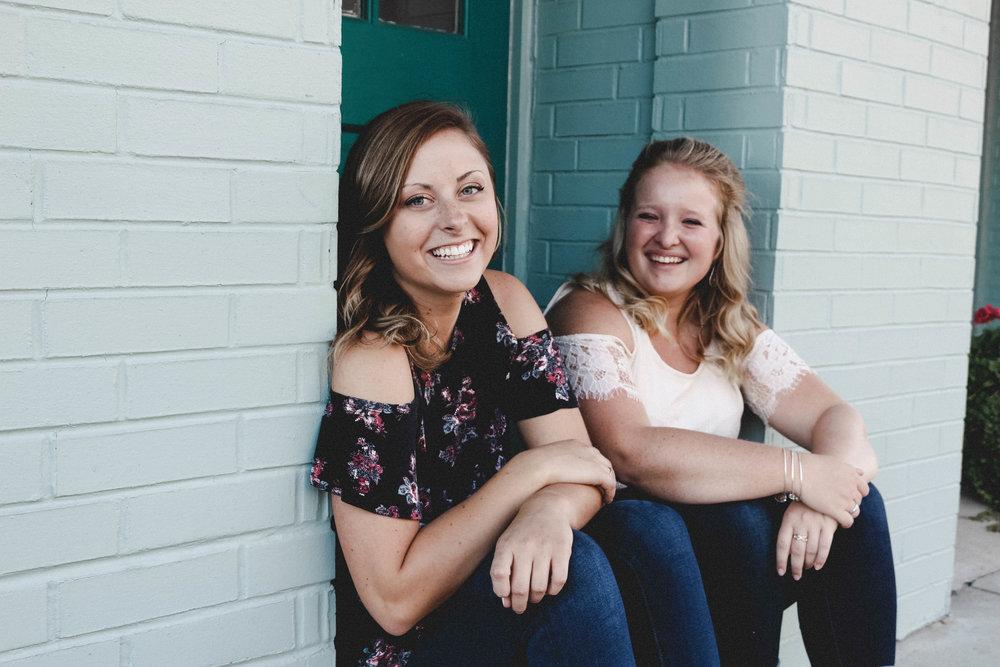 Summer Friend Photoshoot | Bluffton, Ind.