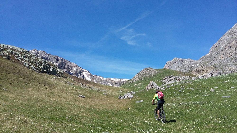 Enduro Hautes Alpes