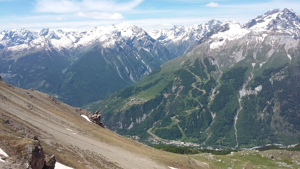 VTT Col de Vallouise