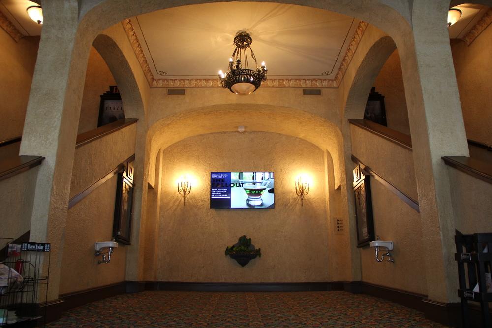 Hippodrome lobby