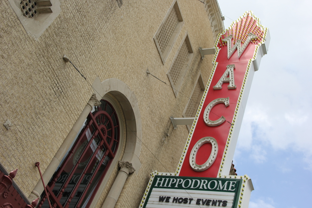 Hippodrome Marquee
