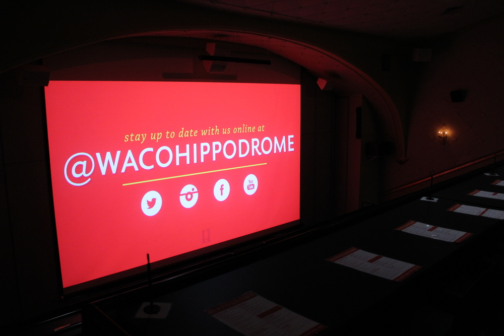 Hippodrome Screen
