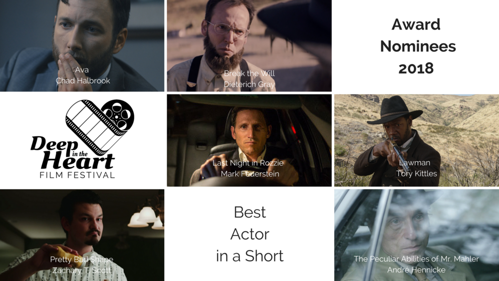 Best Actor in a Short