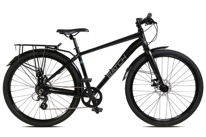 Batch Commuter - Commuter with Fenders and Rack $490