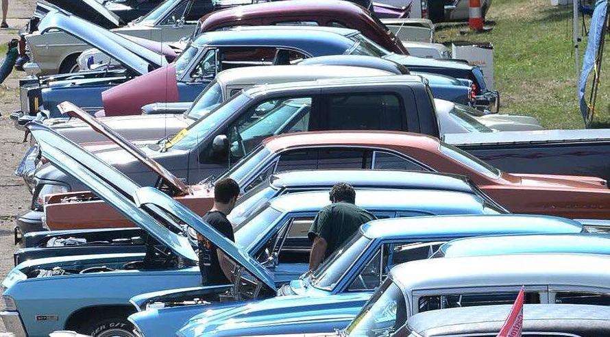 Pontiac Power Week Classic Car Show Pontiac Power Week - Classic car shows near me