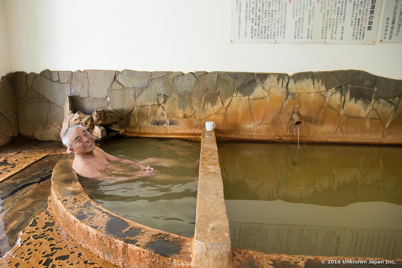 諏訪温泉 — 知られざる地元の名泉