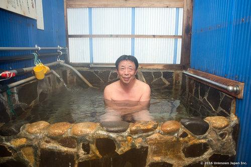 塩化物泉 — 知られざる地元の名...