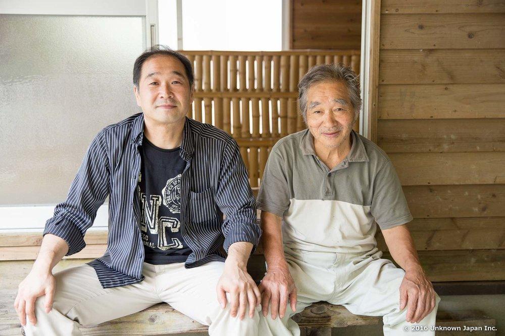 阿母ヶ平鉱泉、地元のお客さんのために赤字を補填しながら運営を続ける和樹さんと重明さん