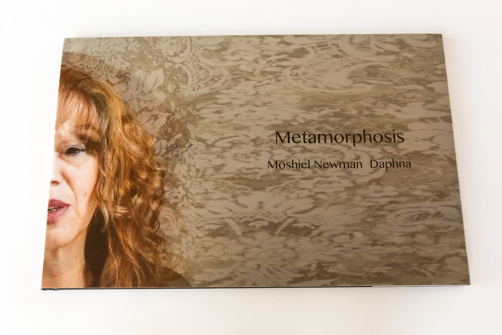 Moshiel Newman Daphna Front Cover