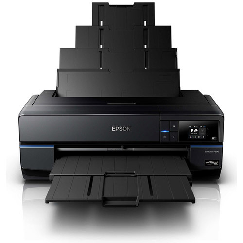 "Epson SureColor P800   17"" printer  Find it in: The 5th Floor Digital Labs (504 Mac 1, Mac 2, Mac 3, Mac 4, Mac 5, Mac 6; Senior Lab 509 Mac 1, Mac 2, Mac 3, Mac 5, Mac 6, Mac 7, Mac 8)   Make a reservation"