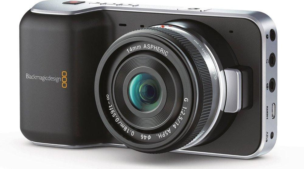Black Magic   Pocket Cinema Camera  Find it in: The 6th Floor Hub