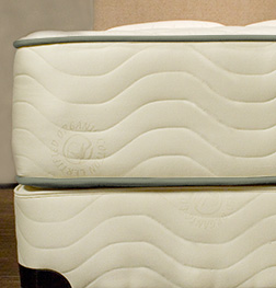 Fusion Certified organic mattress - latex and innerspring