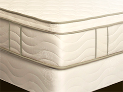 Duo Certified Organic mattress - latex