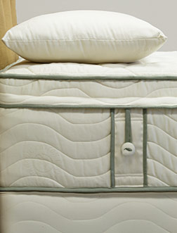 81 Certified organic mattress - latex