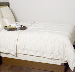 Certified Organic Eco-Wool™ Comforter